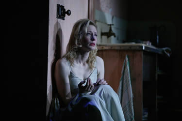 "Cate Blanchett as Blanche Dubois in the Sydney Theatre Company production of ""A Streetcar Named Desire,"" directed by Liv Ullmann, 2009. Photo: Lisa Tomasetti"