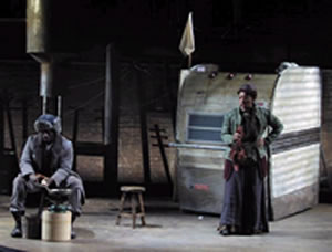 Brecht's Mother Courage, Classical Theatre of Harlem